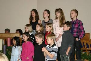 advent music children