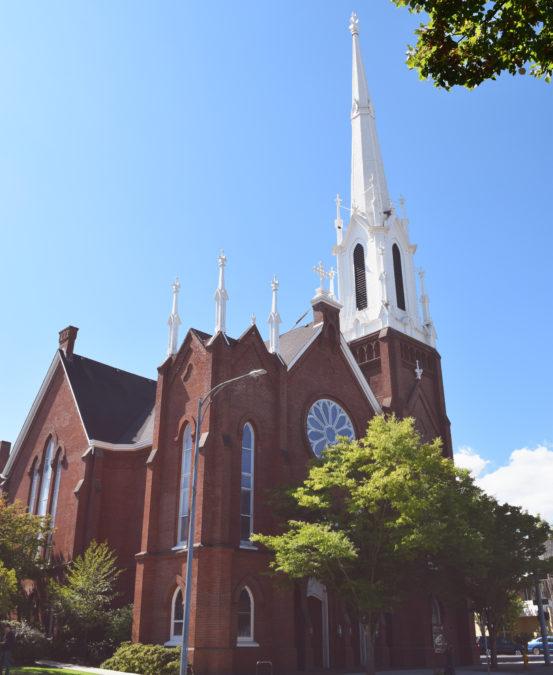 Salem First United Methodist Church building